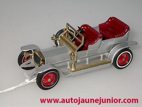 Matchbox 1906 SILVER GHOST
