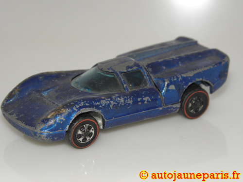 Hot Wheels T70 coupé