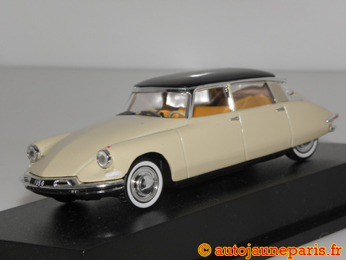 Citroën DS19 berline
