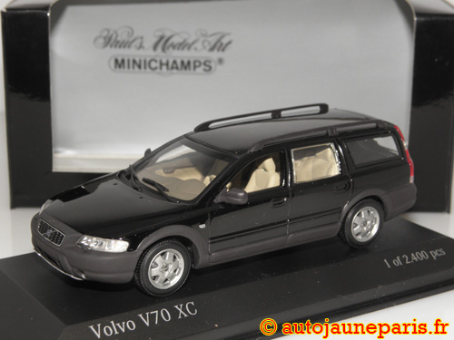Volvo V70 XC break