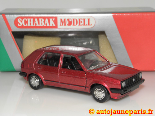 Volkswagen Golf 2 berline 4 portes