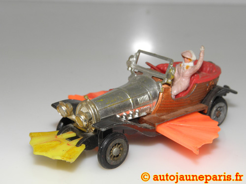 Corgi Toys chitty bang bang