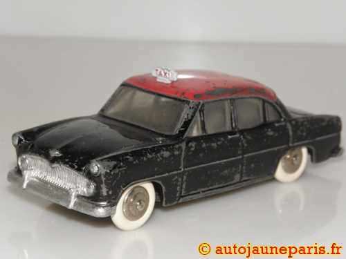 Dinky Toys France Ariane taxi