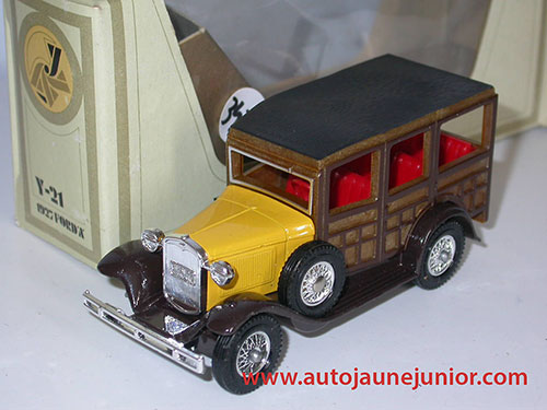Matchbox Ford A 1927