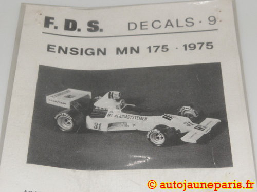 FDS MN 175 HB 1975