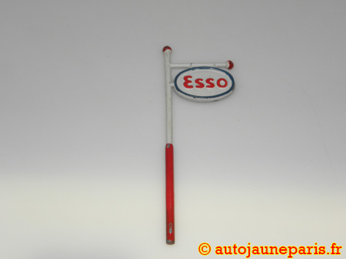 Dinky Toys France mat Esso