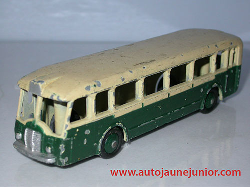 Dinky Toys France OP5 bus parisien