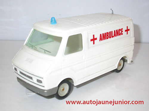 Citroën C35 ambulance