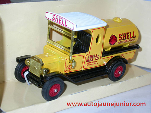 Matchbox Camion citerne T 1912 Shell