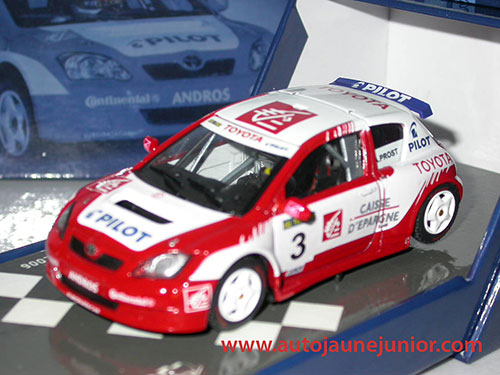 Toyota Corolla Trophée Andros 2006