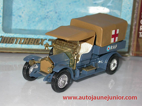 Crossley 1918 RAF Tender