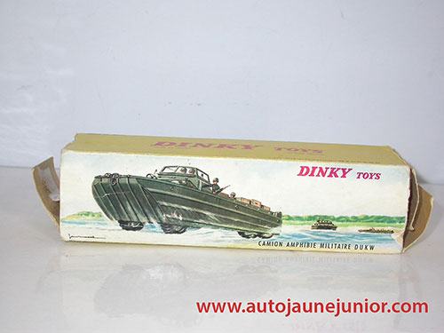 Dinky Toys France Dukw péniche
