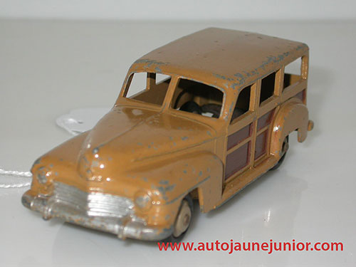 Dinky Toys GB break bois