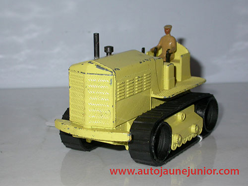Dinky Toys GB tracteur lourd