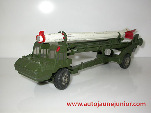 Corporal lance missile