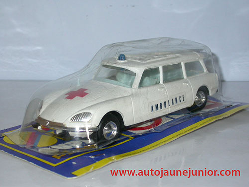 Citroën DS Break Ambulance