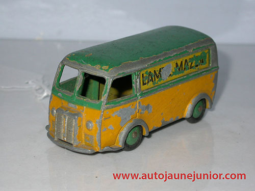 Dinky Toys France D3A lampe Mazda
