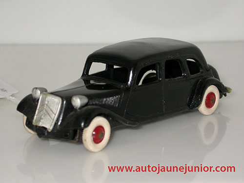 Norev 15cv traction avant