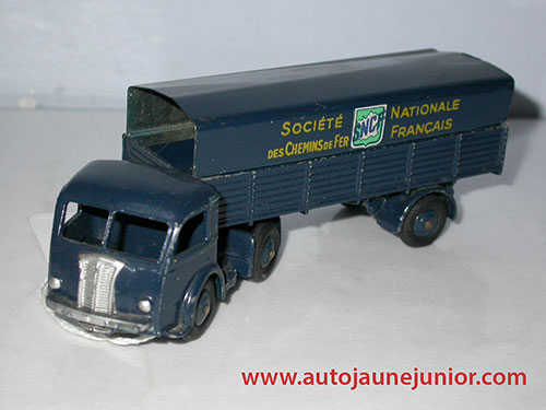 Dinky Toys France Movic tracteur SNCF
