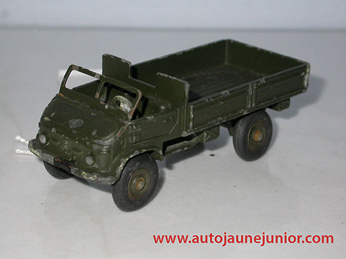 Dinky Toys France Unimog militaire