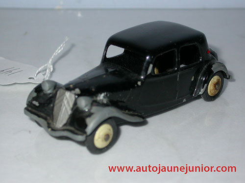 Dinky Toys France 11BL traction avec malle