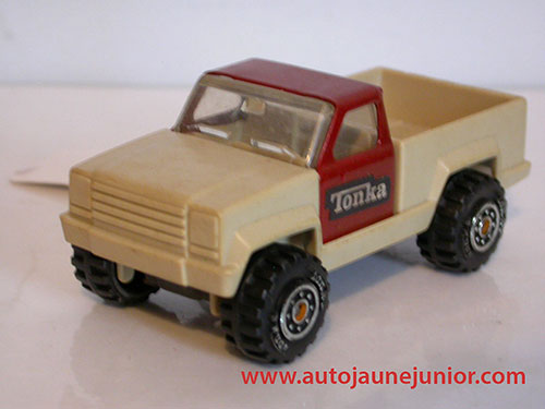 Tonka pick up