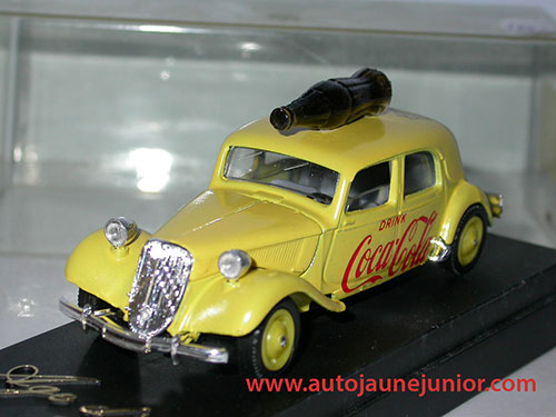 Solido Traction gaz Coca-Cola