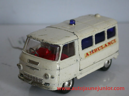 Commer 3-4 ambulance