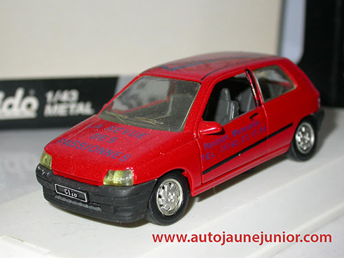 Renault Clio Automobile Miniature