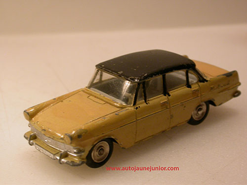 Dinky Toys France Rekord 1961