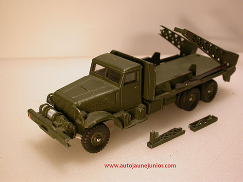 Dinky Toys France nacelle militaire