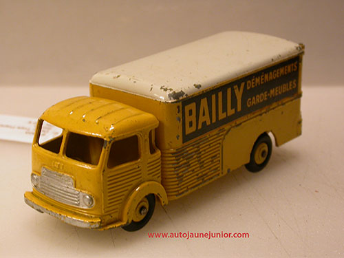 Dinky Toys France Cargo Bailly
