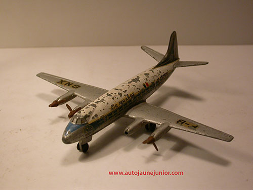 Dinky Toys France vickers Air France