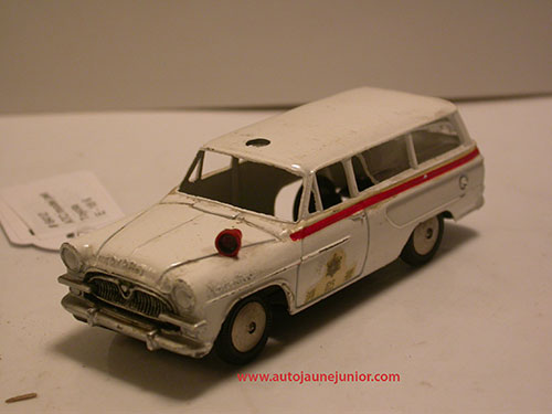 Toyota Masterline ambulance