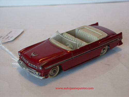 Dinky Toys France New Yorker