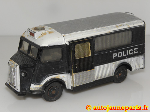 Dinky Toys France 1200Kgs police