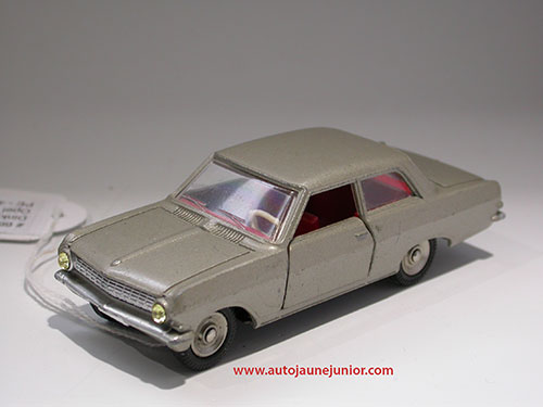 Dinky Toys France rekord 1963