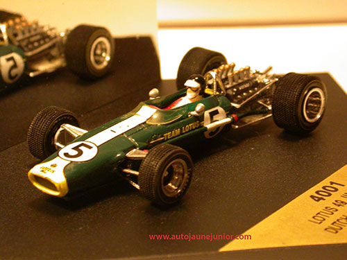 Quartzo 49 Jim Clark 1967