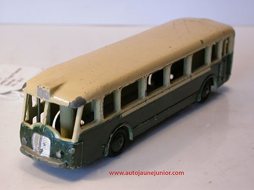 Dinky Toys France OP5 bus