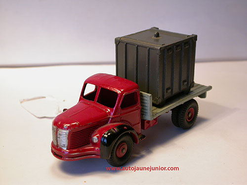 Dinky Toys France GLB plateau container