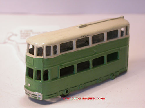 Dinky Toys GB tramway