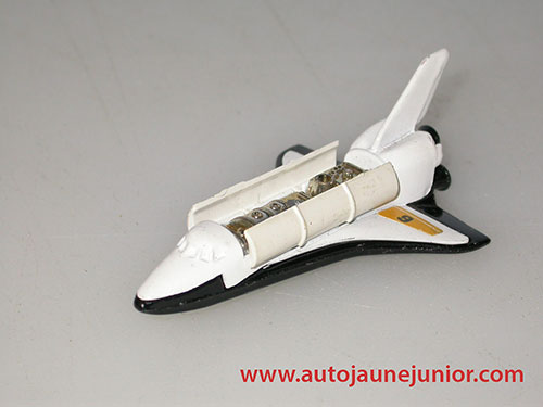 Corgi Toys navette spatiale James Bond
