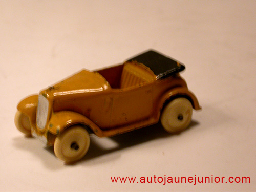Dinky Toys GB Seven