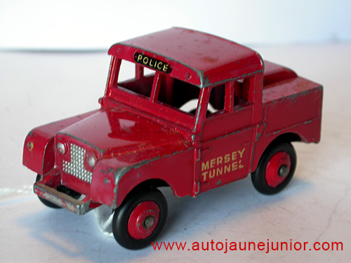 Dinky Toys GB 109 Mersey tunnel