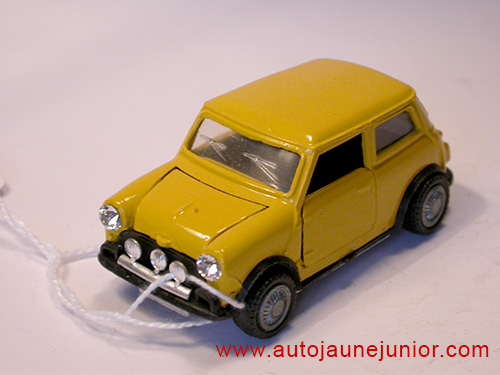 Nacoral Mini Cooper
