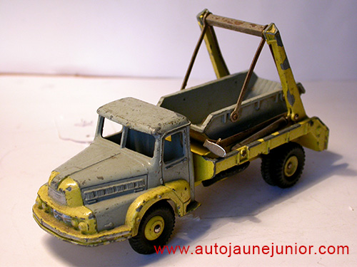 Dinky Toys France multibenne Marrel