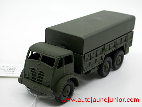 Dinky Toys GB Mk2 ridelles militaire