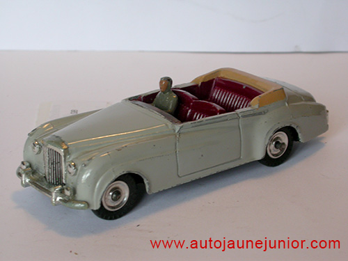 Dinky Toys GB S cabriolet