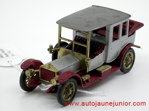Matchbox Silver Ghost