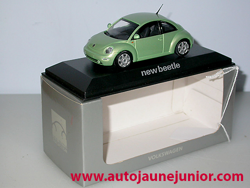 Minichamps new beetle